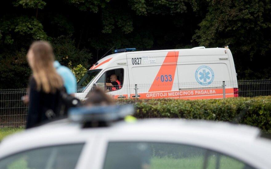 Pasvalyje, gatvėje, rastas sumuštas vyras netrukus mirė ligoninėje