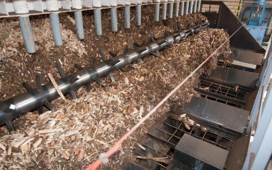 Kainų komisija sugalvojo, kaip suaktyvinti prekybą biokuru