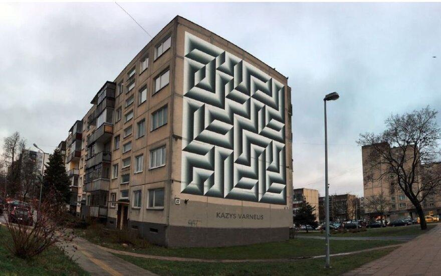 """Sostinę papuoš dar 9 """"Kuriu Vilnių"""" projektai"""