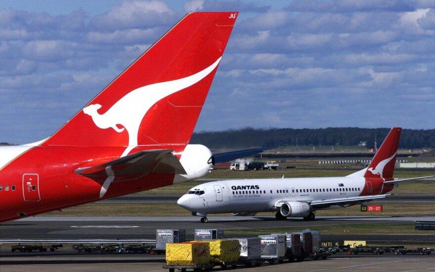 Košmariškas skrydis: lėktuvas tapo nevaldomas ir nėrė žemyn