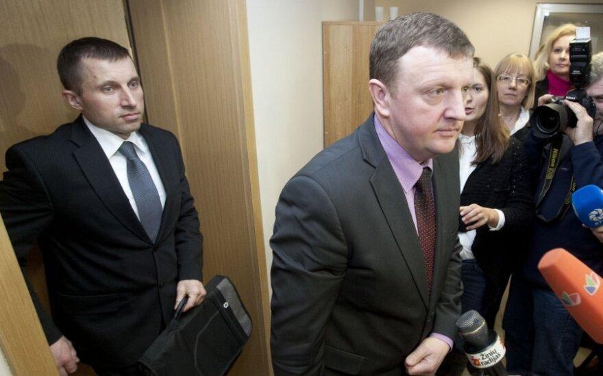 Vytautas Giržadas, Vitalijus Gailius