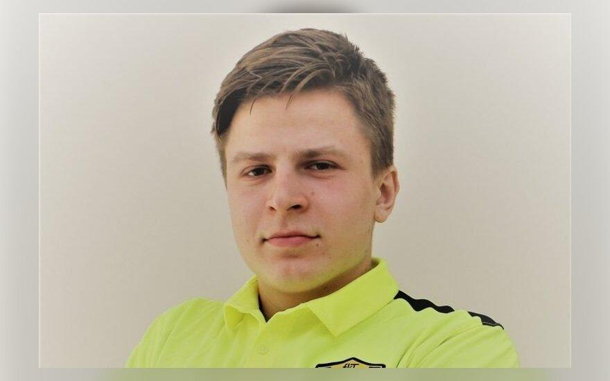 Maksimas Maksimovas (fkt.lt nuotr.)