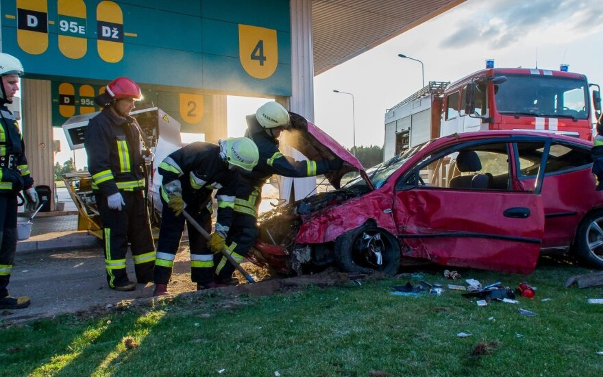 Spike in traffic accidents reverses Lithuanian road safety trends