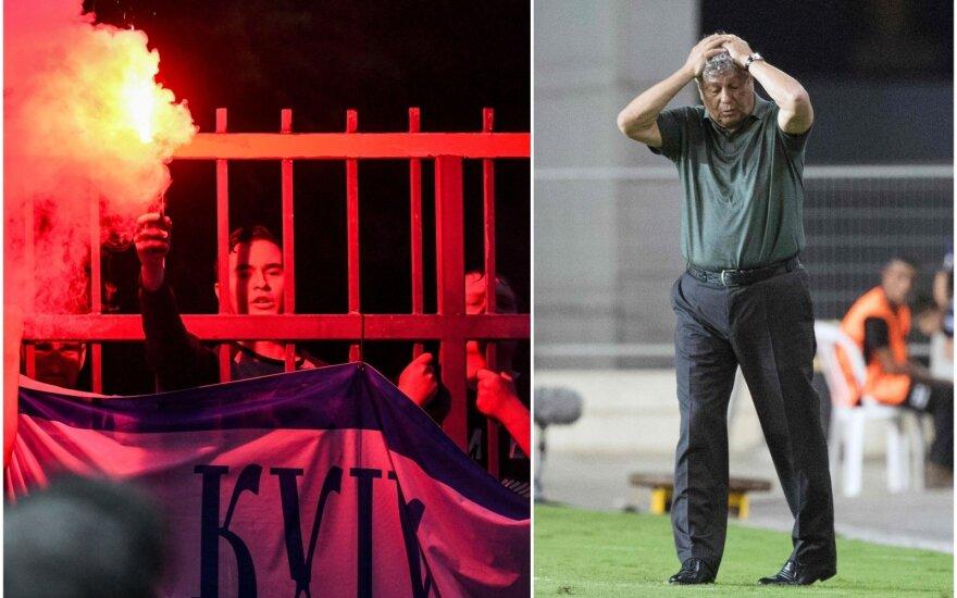 Žinomas treneris paliko darbą po keturių dienų, nes sulaukė grasinimų
