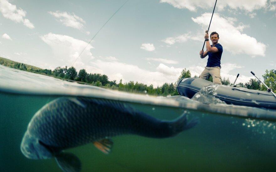 Žvejo ABC: kas geriausiai kimba gegužę?