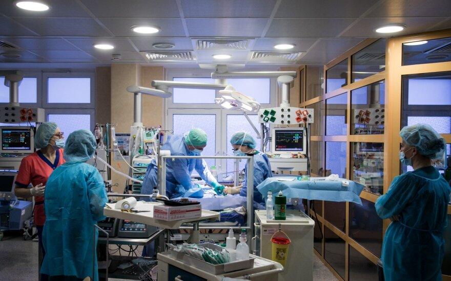 Santaros klinikose miręs nepilnametis savaitgalį išgelbėjo septynių žmonių gyvybes