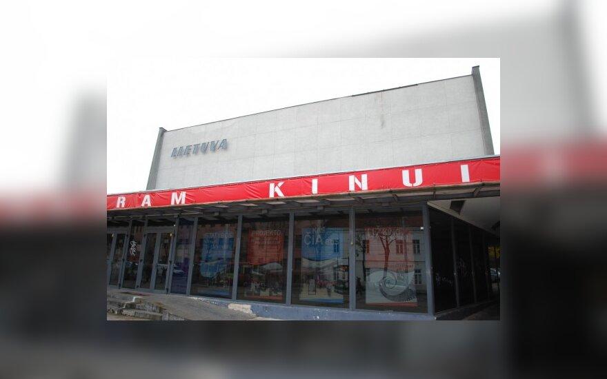"""Varžytinėse – ir """"Lietuvos"""" kino teatro pastatas"""