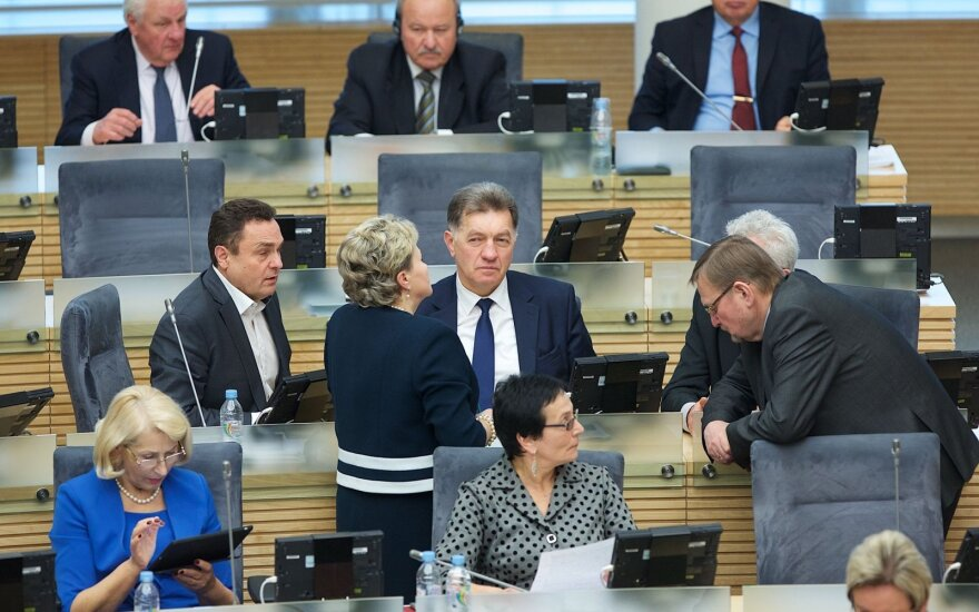 Lietuvos socialdemokratų partijos frakcija