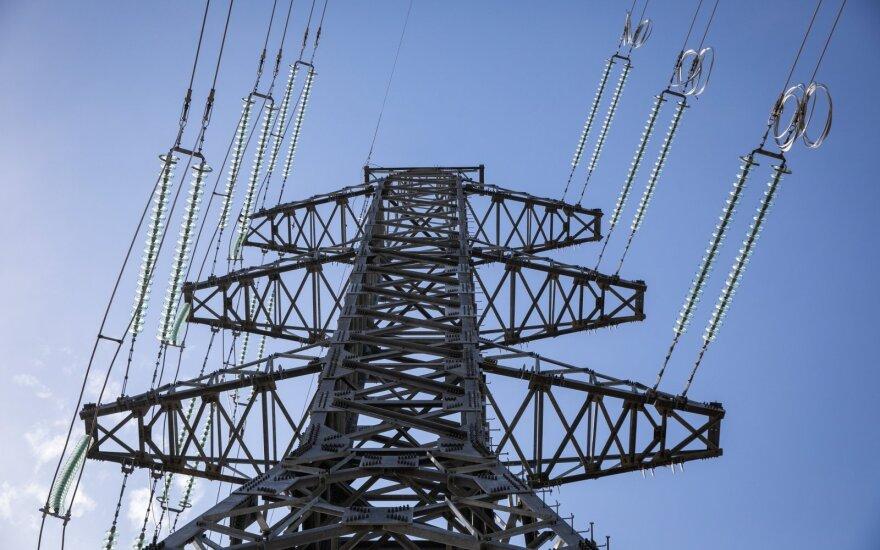 Praėjusią savaitę elektros kaina Lietuvoje krito 25 proc.