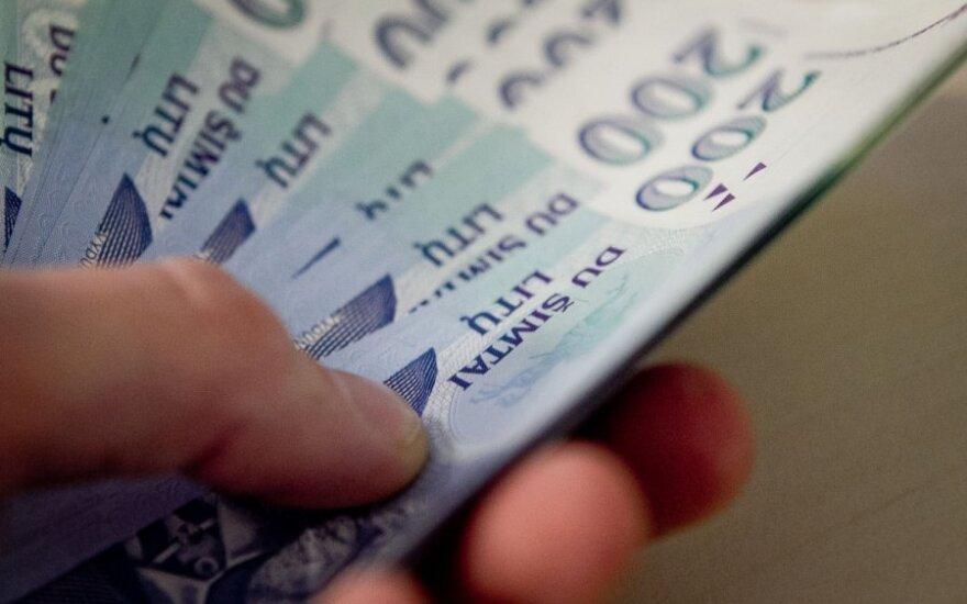 Finansų ministerija parengė konstitucinį įstatymą dėl subalansuoto biudžeto