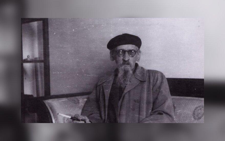 Лев Платонович Карсавин - эмигрант вопреки своей воле