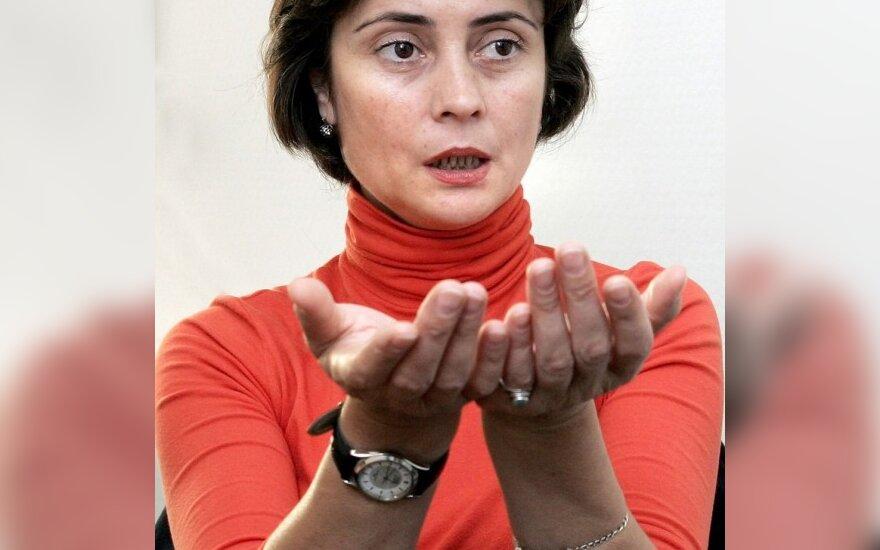 Lidija Jusupova, kovotoja už žmogaus teises, nominuota Nobelio premijai