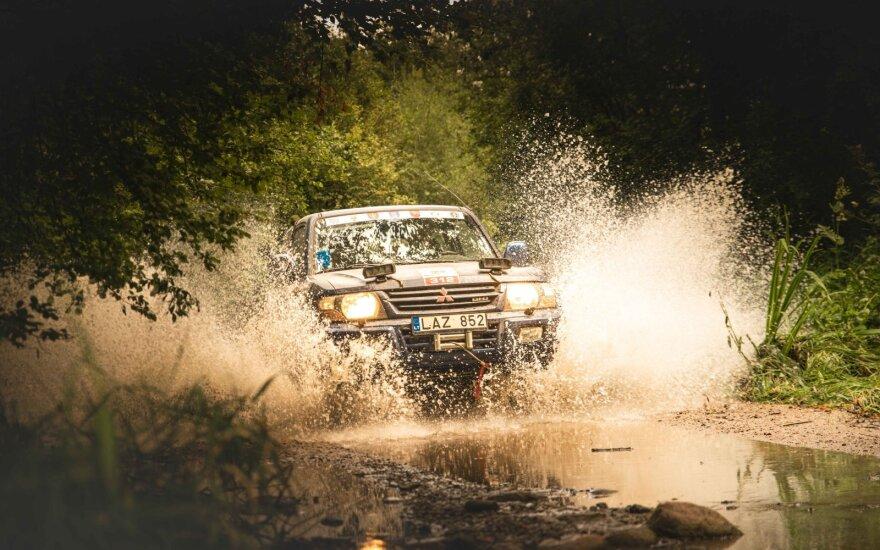 """Lietuvos baja """"Perimetras"""" čempionatas – rezultatai ir pavardės iš Dakaro"""