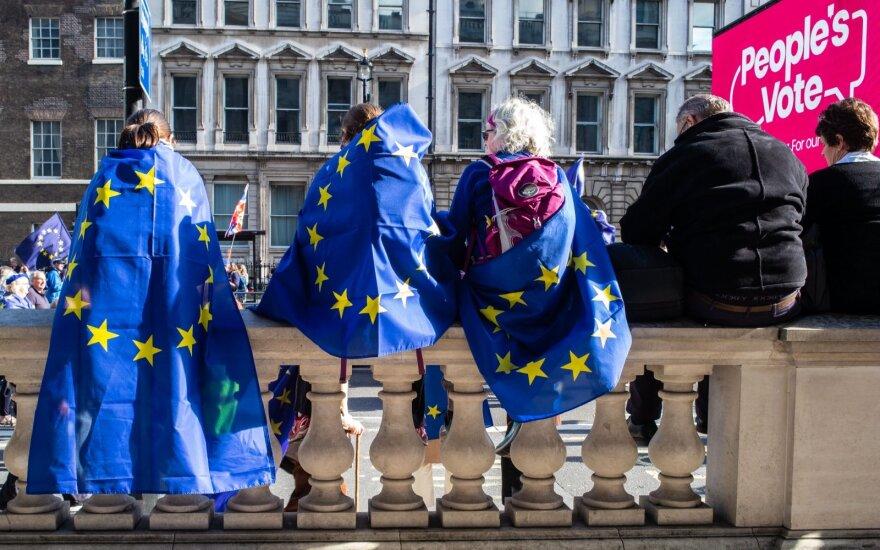 Londono ateitis – ES rankose: kai kurios įmonės ruošiasi blogiausiam