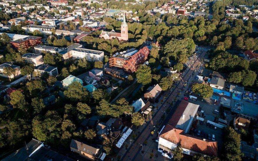 VPT: Palanga turi nutraukti 29 mln. eurų vertės miesto tvarkymo sutartį