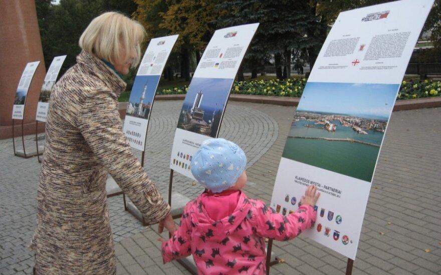 Klaipėdoje vyks grandiozinė miestų partnerystės šventė