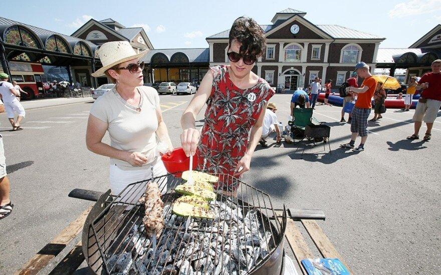 Maisto kultūros festivalyje bus galima paragauti ir vabzdžių
