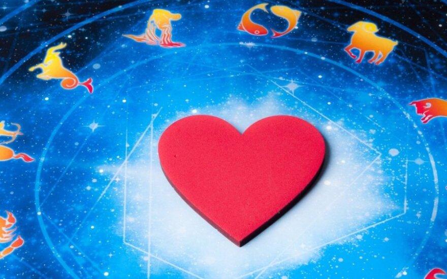 Kaip klostysis meilės reikalai pagal Zodiako ženklus