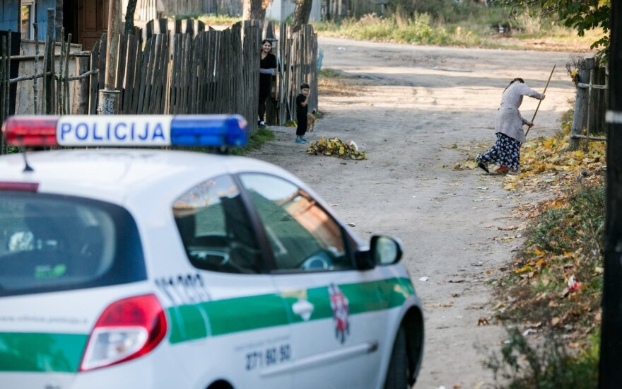 Romas iš Albanijos: veikiant teisingai, Vilniaus taboro iškėlimas gali pasiteisinti