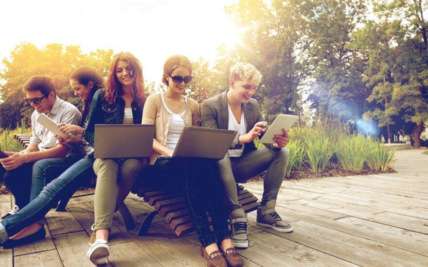 IT bendrovė universitetams mokės už technologijų tyrimus