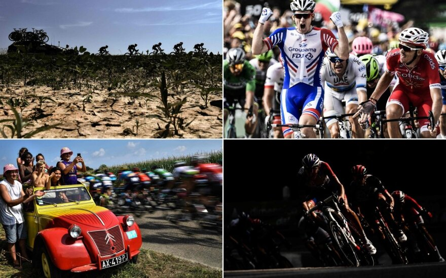 """Tour de France"" etapą laimėjo Demare'as"