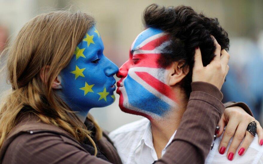 JK pasitraukimas iš ES: už ir prieš motyvai