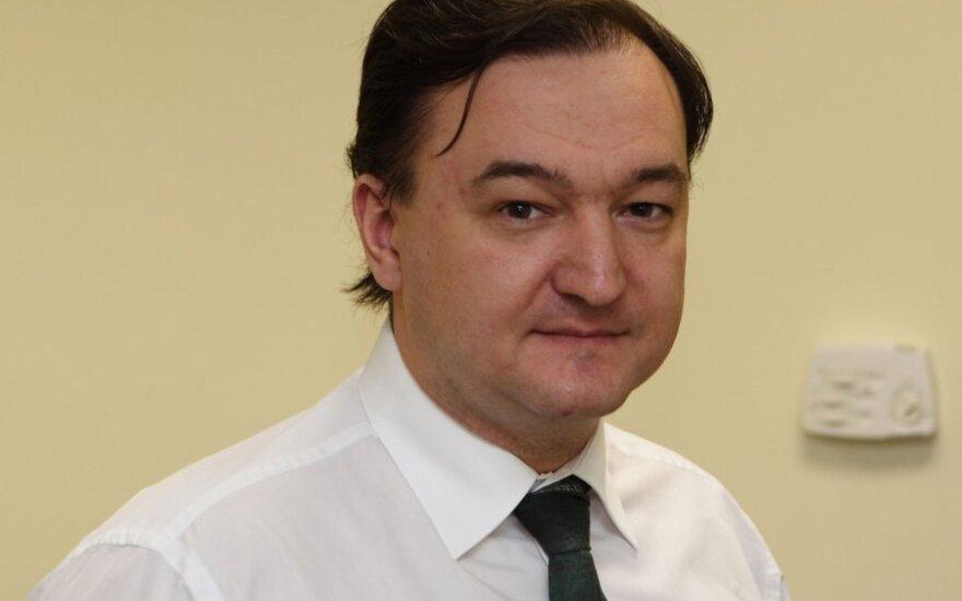 """JAV paviešino """"Magnitskio sąrašą"""", Rusija taip pat žada imtis sankcijų"""