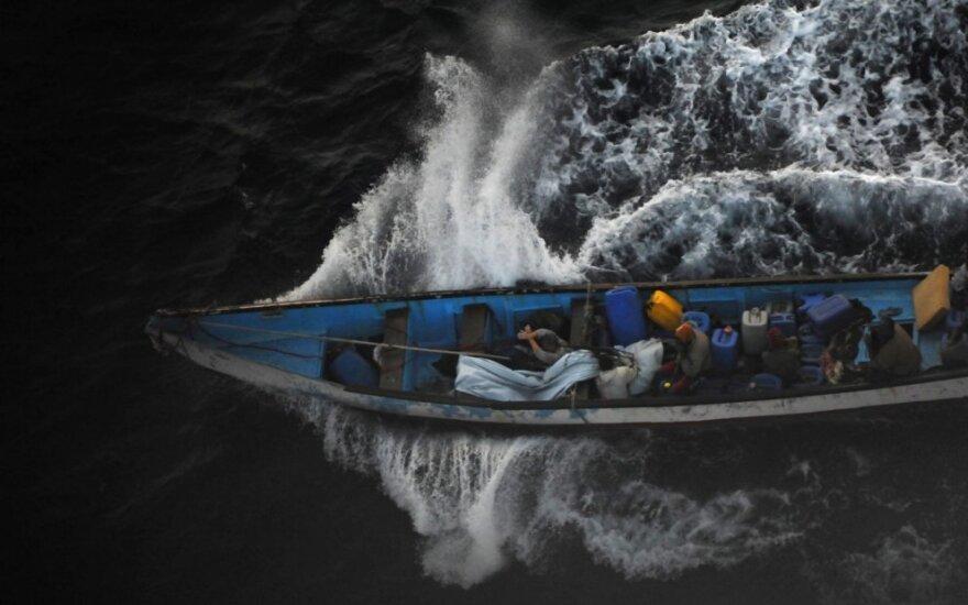 Piratų valtis