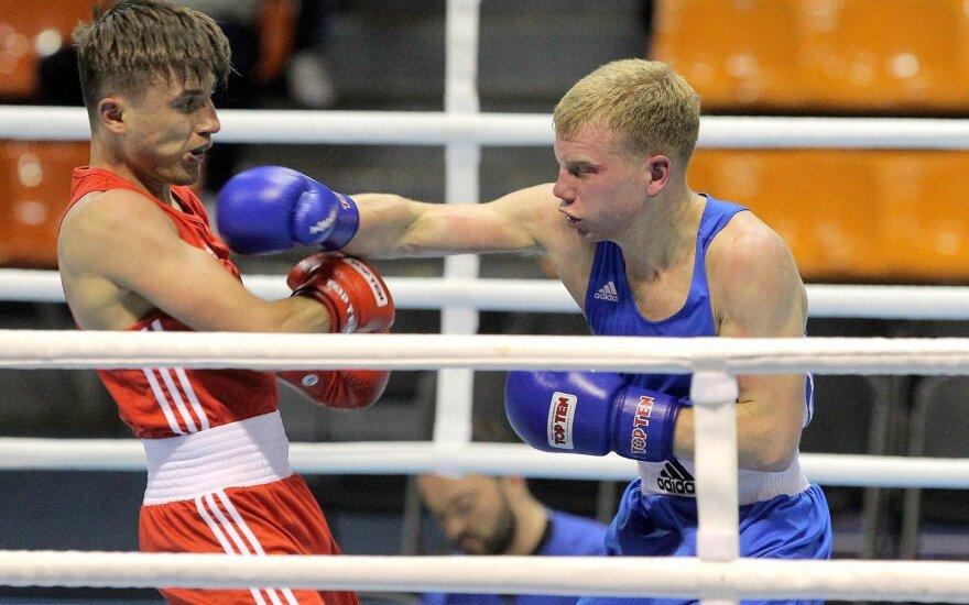 Algirdo Šociko bokso turnyras / Foto: Evaldas Šemiotas
