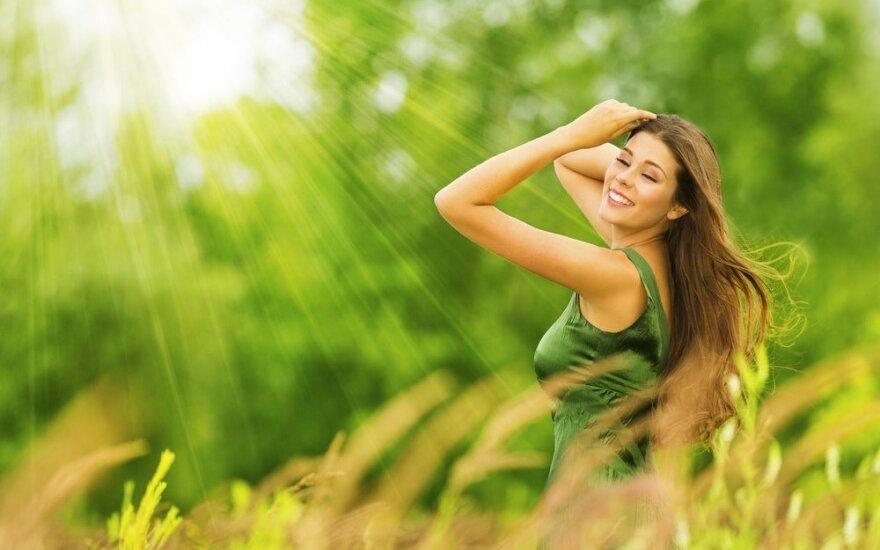 Kaip išmokti džiaugtis neturint