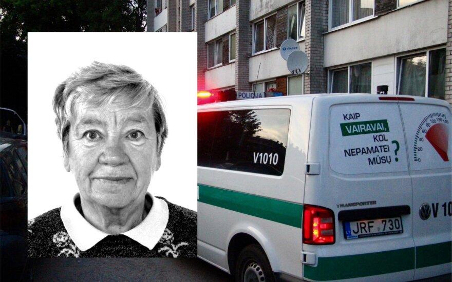 Klaipėdos policija prašo visuomenės pagalbos: be žinios dingo iš savo sodo išėjusi moteris