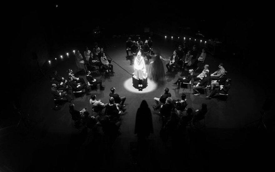 "Opera ""Confessions"" FOTO: Jurgis Sakalauskas"