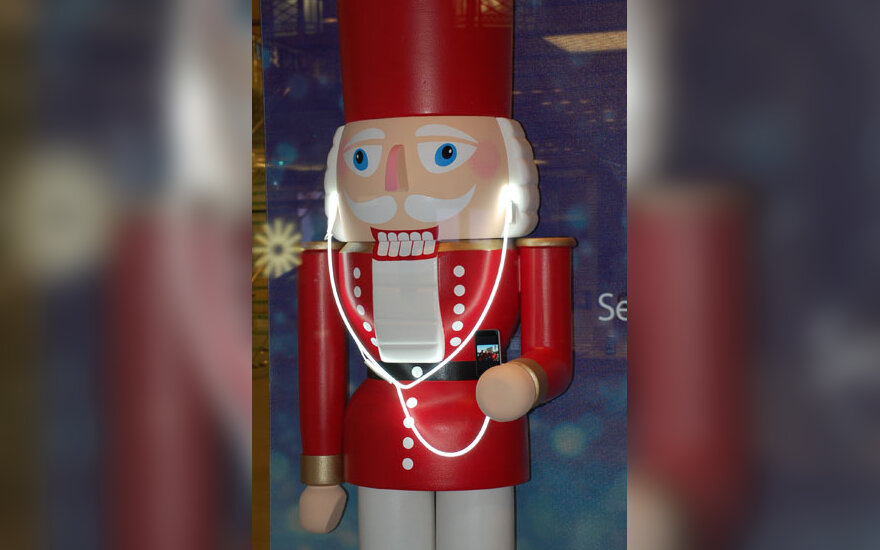 Kalėdinė dekoracija