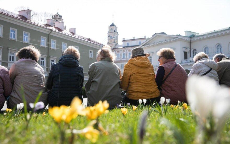 Pensijų fondų pertvarka truks penkerius metus
