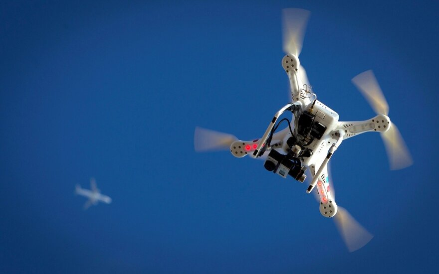 Government moves to allow downing drones flying over military areas