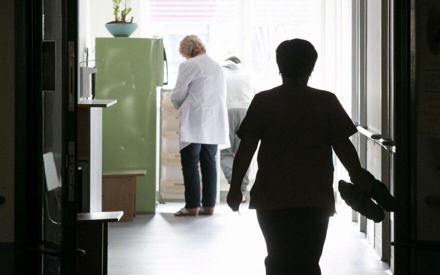 Slaugė atvira: pacientų antrosios pusės mus tiesiog persekioja