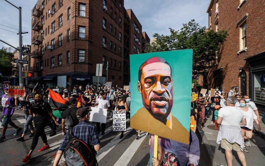Protestai JAV