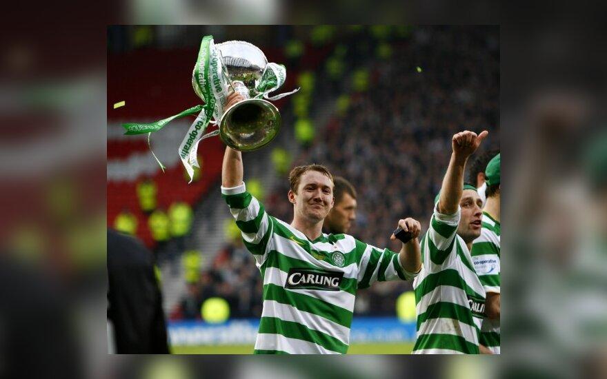 A.Veličkos klubui nepavyko iškovoti Škotijos lygos taurės