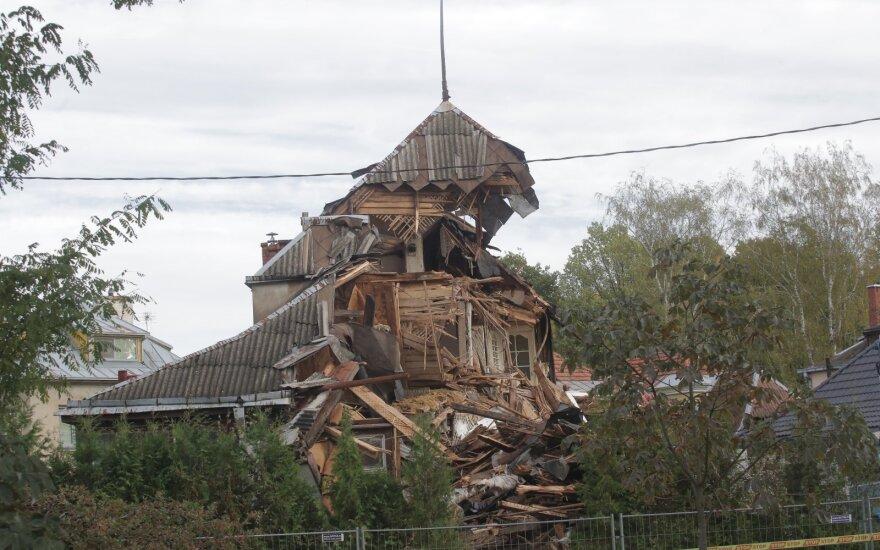 P. Rusecko vila Perkūno alėjoje