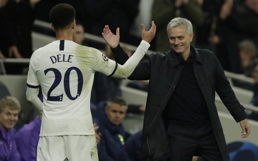 Dele, Jose Mourinho