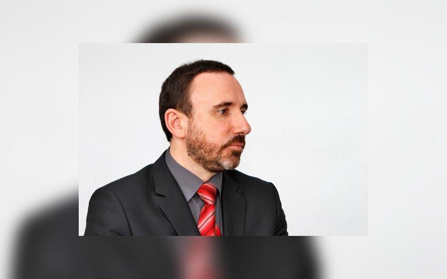 Seime prisiekė naujasis kultūros ministras A.Gelūnas