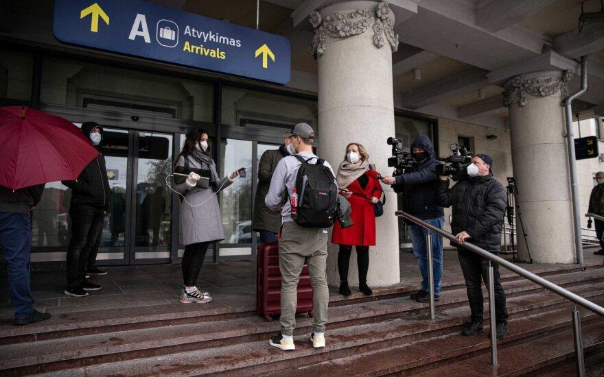 Vyriausybė spręs dėl skrydžių atnaujinimo į Oslą