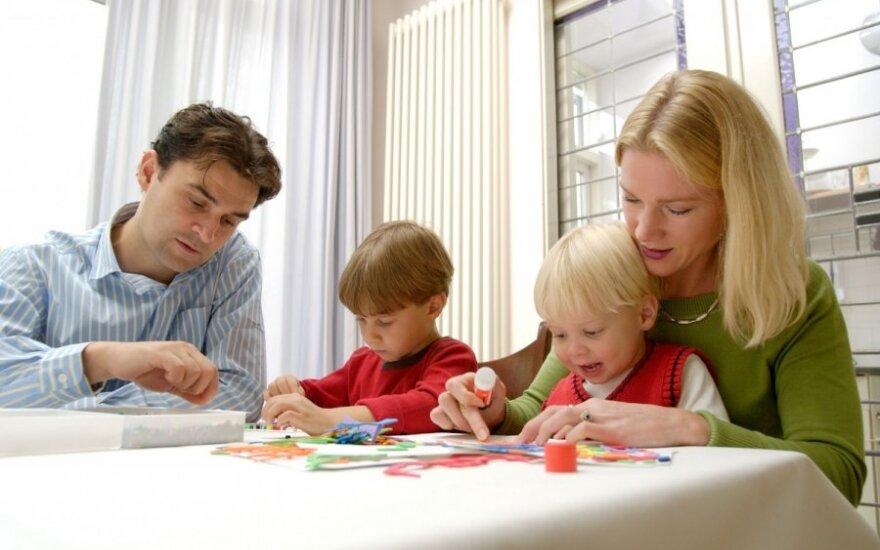 Trys kertiniai akmenys santykiuose su vaikais