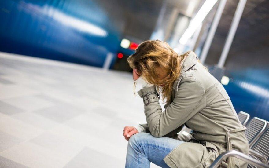 Nustatyta dar viena netikėta depresijos priežastis