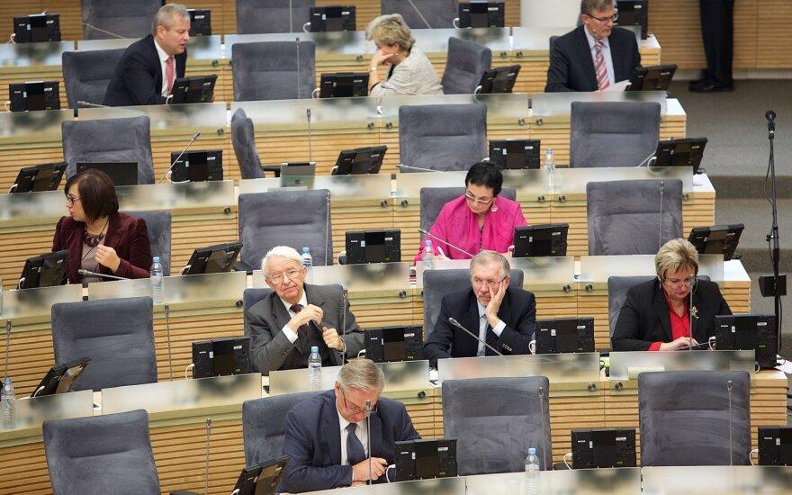 SocDems in the Seimas