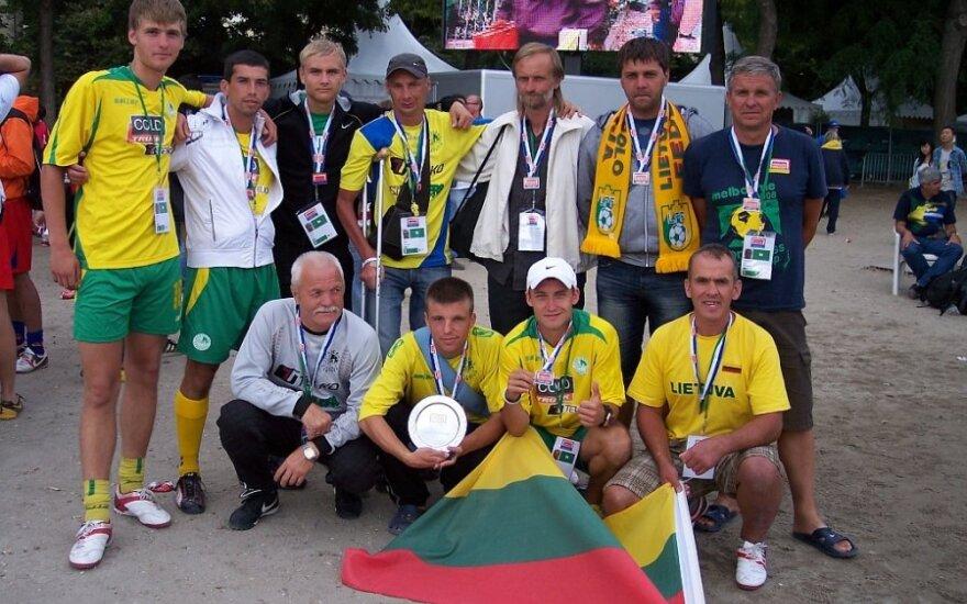 Lietuvos benamių futbolo rinktinė