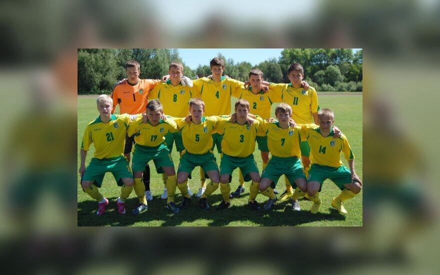 Lietuvos jaunių (U-17) futbolo rinktinė