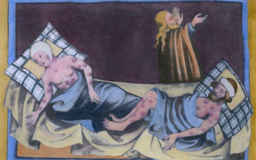 Gydymas viduramžiais