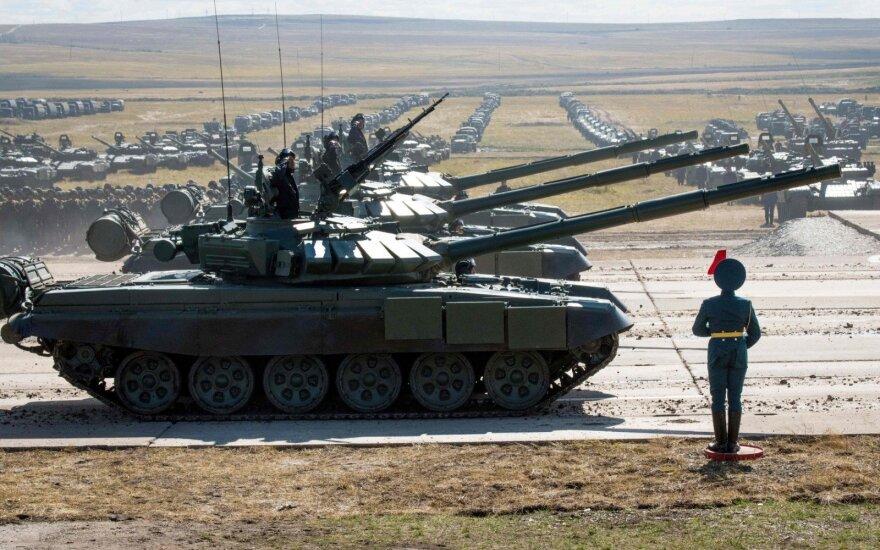 Žinomas apžvalgininkas perspėja Vakarus: Rusija ruošia diversiją