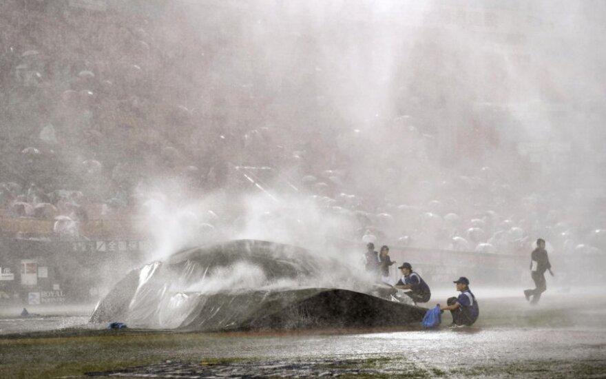 Taifūnas Japonijoje